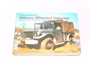 Source Book of Military Wheeled Vehicles (Vanderveen 1972)
